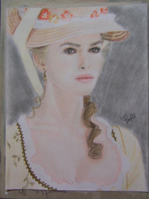 Keira Knightley by PauTurner